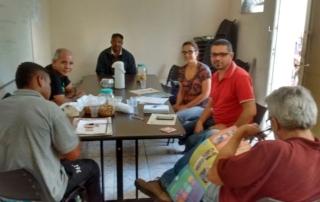 Foto: Reunião com a Equipe do Empreendendo Vidas – AGO/2016